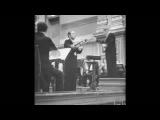 Jascha Heifetz Brahms Hungarian dance no 1