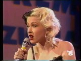 Cindy Lauper - I Drove all night - GRAN PREMIO TV - 1989
