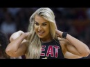 Miami Heat Dancers Performance | Bucks vs Heat | January 14, 2018 | 2017-18 NBA Season
