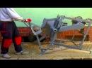 Циркулярная пила станок для заготовки дров circular saw