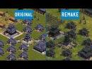 Age of Empires Definitive Edition vs Original   Graphics comparison