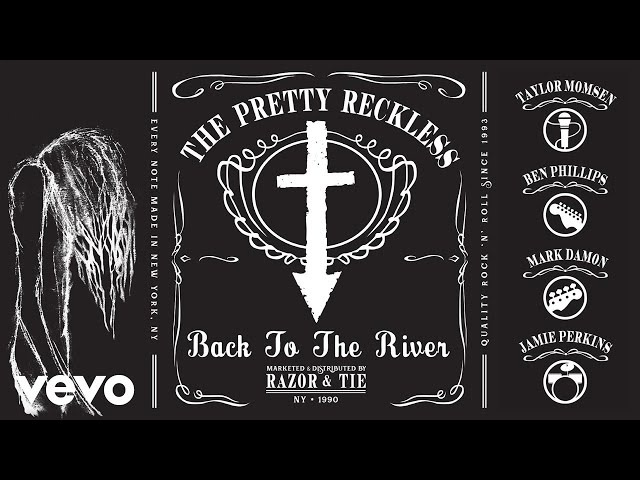 The Pretty Reckless - Back to the River (Official Audio) ft. Warren Haynes