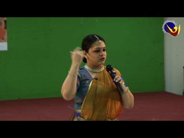 POOJA PANT KATHAK workshop performance