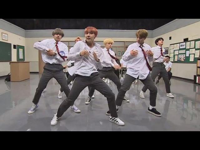 [ENG] [풀버전] 방탄소년단(BTS)의 칼군무! '피 땀 눈물(Blood Sweat Tears) 불타오르네(Fire)'♪ 아45