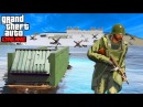 D-DAY IN GTA ONLINE (OMAHA BEACH LANDING)