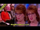 Joy BUSTED! ABC Ready To Fire Behar As Shocked Audience Reports She 'Broke The Law'