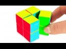 ОРИГАМИ из бумаги Кубики Трансформеры