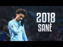 Leroy Sane ●INSANE 2017 18● Skills, Goals Assists HD