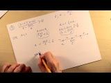 Простейшие неравенства с параметрами. Метод интервалов