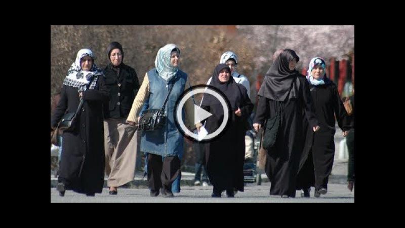 Zuwanderung in Europa In einem Szenario verdoppelt sich die Zahl der Muslime bis 2050