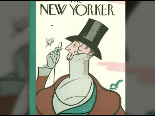 The NEW YORKER видео