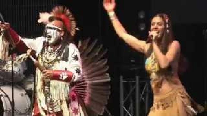Oota StarWalker Live beim OPENFLAIR 2014 in den Kasematten-Graz Support act for DIE PALDAUER