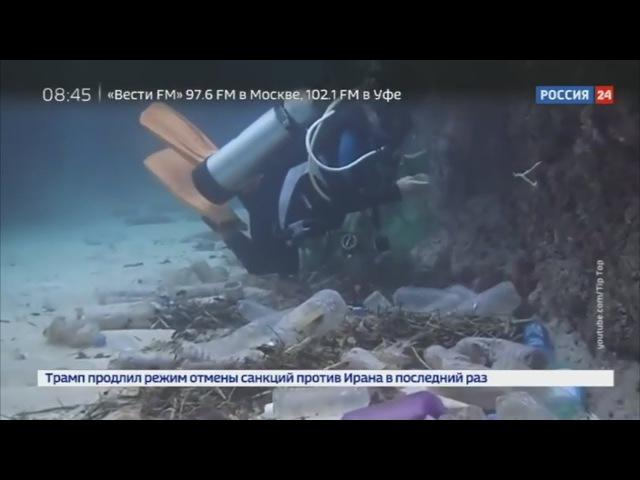В Мировом океане появляются мертвые зоны