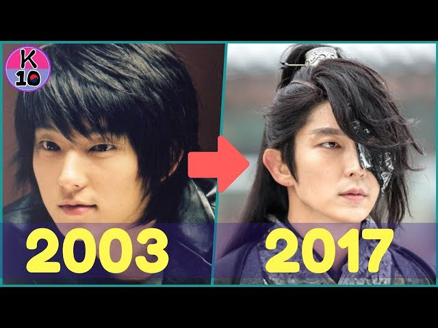 Criminal Minds Lee Joon gi 이준기 EVOLUTION 2003-2017