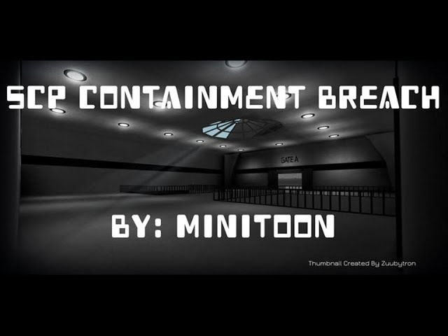 Возвращения в SCP | Roblox:Containment Breach [BETA]
