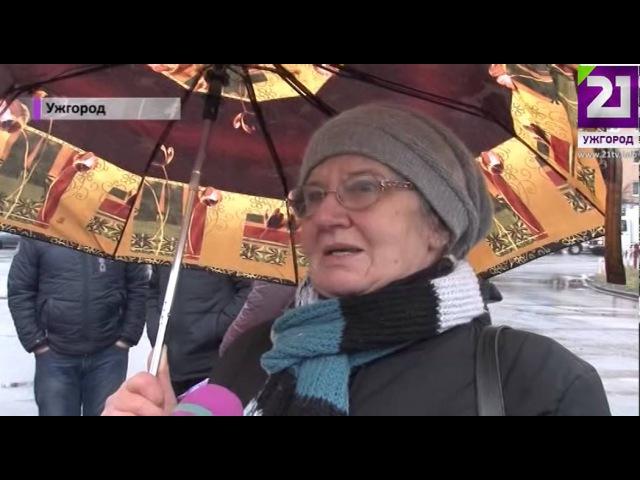 Універмаг Україна знищила пожежа