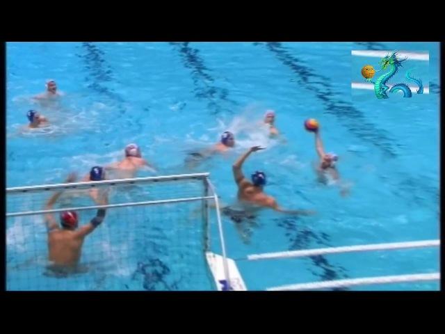 Water polo Удар по воротам 99