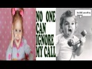 New funny baby calling video try to stop laughing or grin