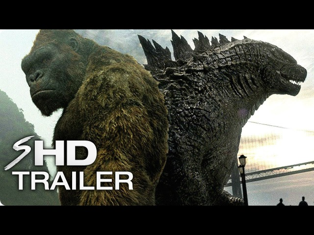 Godzilla vs Kong 2020 Official Tease Not the only King End Credit Godzilla King of Monsters