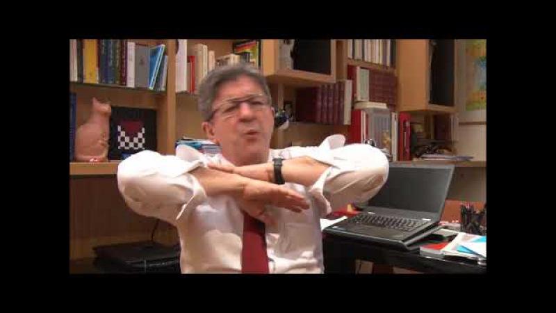 Melenchon denuncia o jogo sujo judicial contra Lula