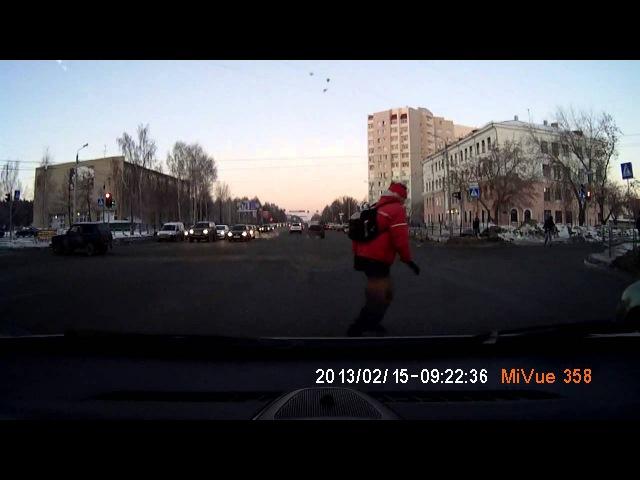 15.02.13 Челябинск. Ударная волна.