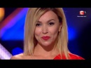 Женя Червоножко, вокалистка Насти и Потапа на x фактор в Киеве 2017 №16
