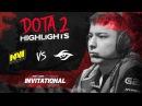 NAVI Dota2 Highlights vs Team Secret @ SL i-League Invitational S3