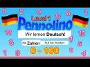 Pennolino! DEUTSCH lernen. - Die Zahlen 0 - 100 - Zählen, Numbers, Count. Learn GERMAN.