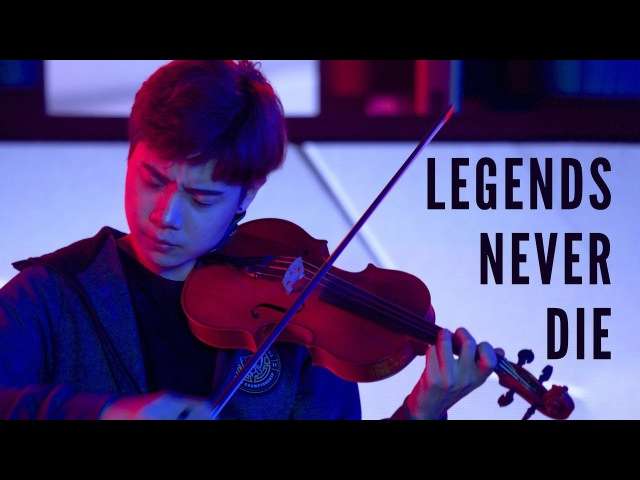 Legends Never Die - String Quartet Piano Cover ft. LilyPichu, Xell, and Tiffany Chang