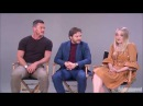 EW Interview with the cast of The Alienist