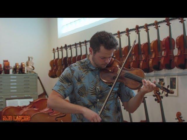 Shok Despacito on 1.2 MILLION Dollar Violin Shok