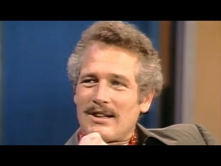 Paul Newman on Dick Cavett - 1970 | The Dick Cavett Show