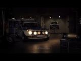 BMW 2002 моргает фарами под мелодию Marry Christmas BMW Group Classic. Текст создан Заметки Рулевого