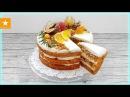 ИДЕАЛЬНЫЙ МОРКОВНЫЙ ТОРТ рецепт без яиц от Мармеладной Лисицы