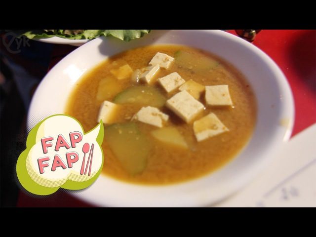 Martinas Soybean Soup Recipe (Dwenjang Jjigae)