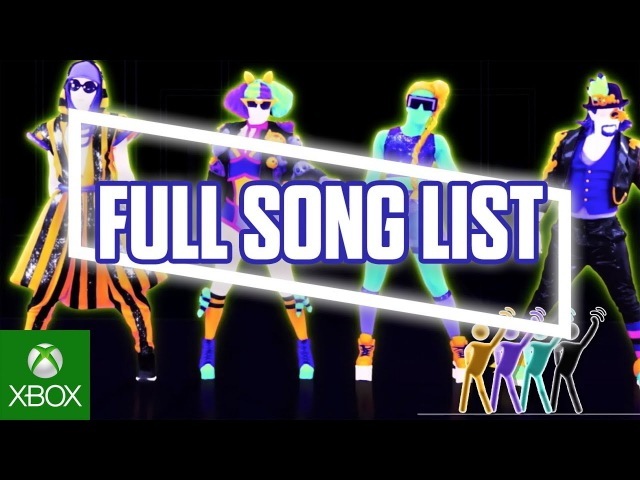Just Dance 2018: Song List Mash-up | Ubisoft [US]