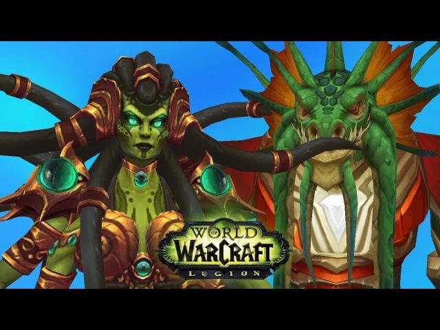 348 ВОЗМЕЗДИЕ ПРОТИВ АТИССЫ ПОСЛЕ СТОЛЬКИХ ЛЕТ - Приключения в World of Warcraft