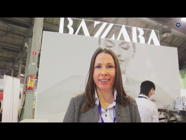 Bazzara на Russian Barista Days 2016 в Москве ⁄ Bazzara at Russian Barista Days 2016 Moscow