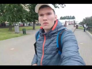 Набережная Ижевск