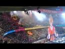 O q foda mano tem a até as esferas na arquibancada 3 Mosaico exibido na partida entre PSG x Olympique Marseille