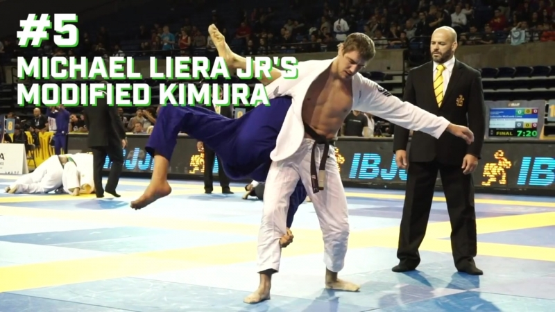 10 Brutal Submissions From 2017 IBJJF Pans