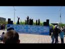Пластический этюд Вдовы на 9 мая