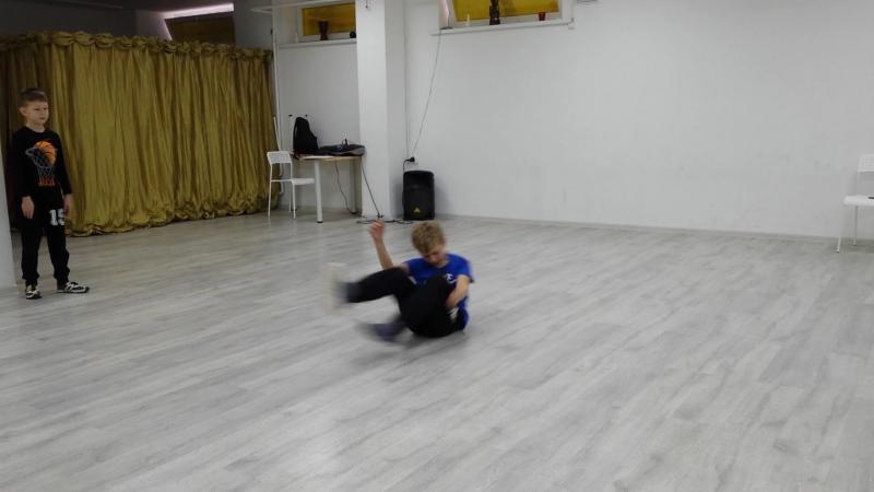 Break dance - Серяев Леонид