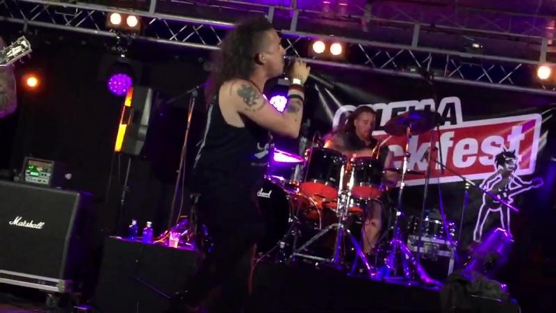 Crazy Lixx - Killer (Live Calella Rock Fest 2017)