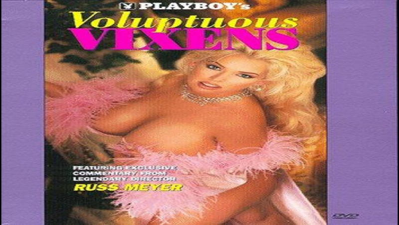 1997 Russ Meyer Playboy Voluptuous Vixens Busty Dusty Traci Topps Sarenna Lee