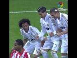 Видео из Твиттера Ла Лиги, посвященное голам Роналду с пенальти