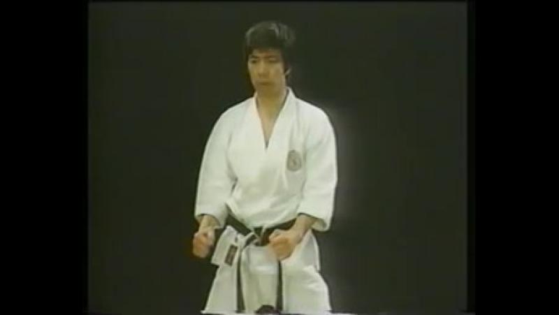 Kata - Heian Yondan - Shotokan Karate - S.K.I.F.