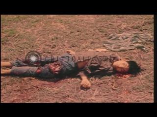 ARVN (Army of the Republic of Vietnam) troops interrogate North Vietnamese priso