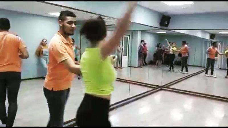 Salsa 💃🏻✨ Mario and Kari 🔥