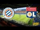 МОНПЕЛЬЕ - ЛИОН - 4:1 (ОБЗОР HD) матча 1/8 финала кубка французской лиги.